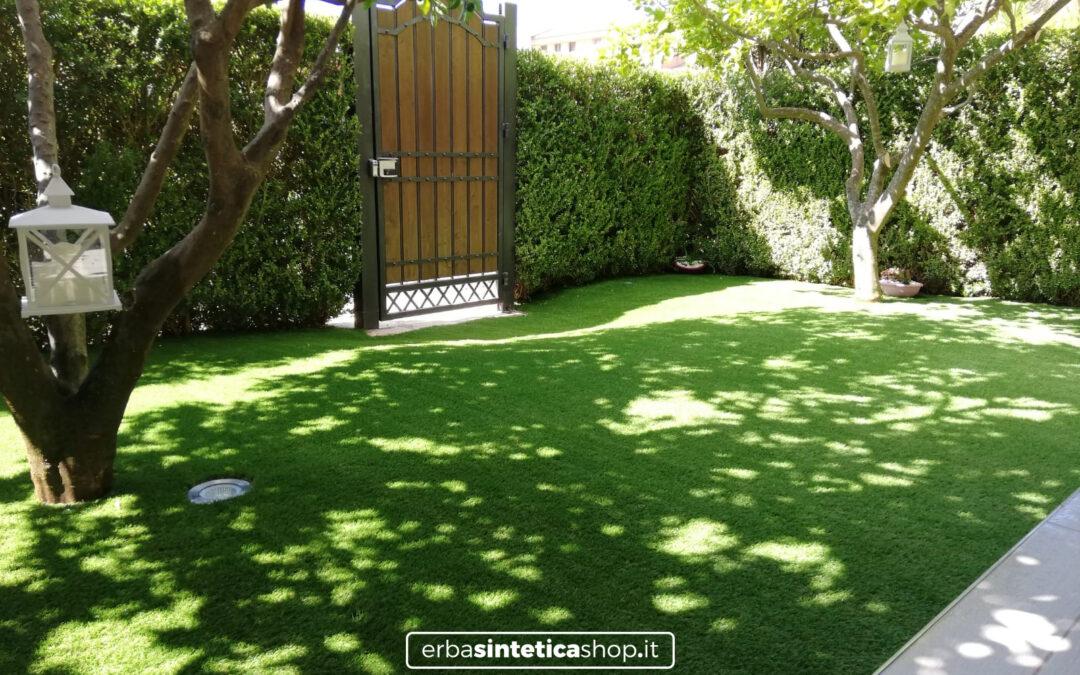 Zone d'ombra nel tuo giardino