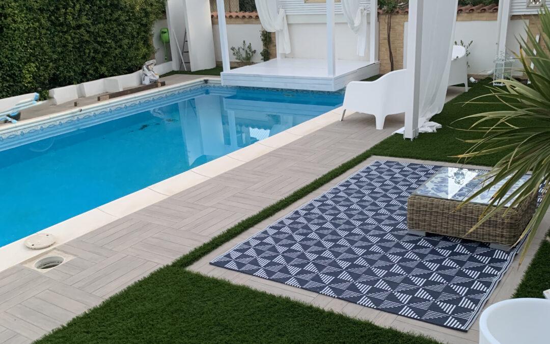 Come pavimentare il vostro bordo piscina