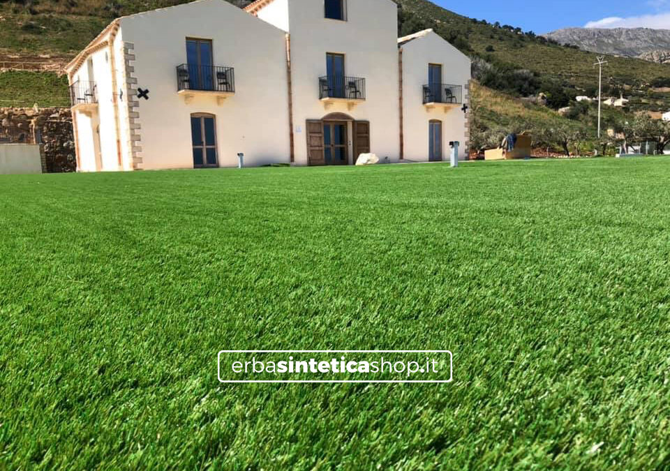 La bellezza dell'erba sintetica Natural
